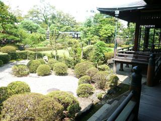 美しい庭園