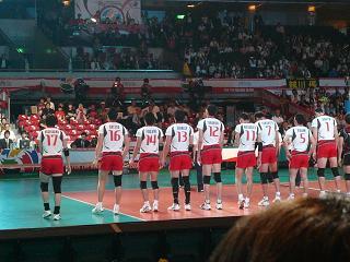 日本選手の皆さん
