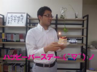 何や何やと戸惑う吉田さん