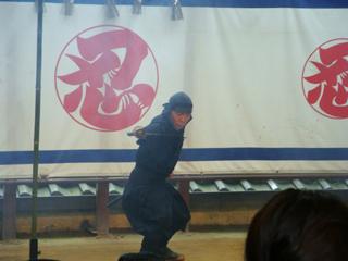 忍者の剣術