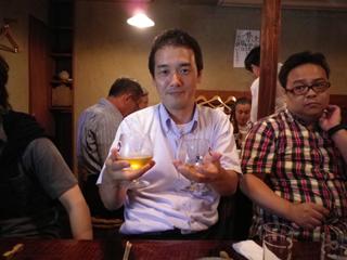 ビールとビール