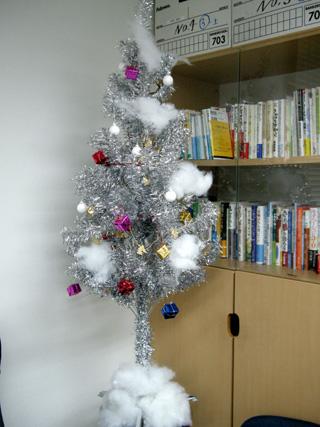 クリスマスといえば・・