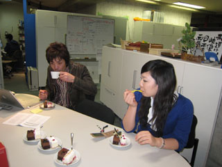 綾部さんと聡さん