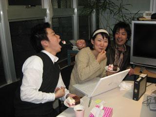 洲崎君と須賀ちゃんと聡さん